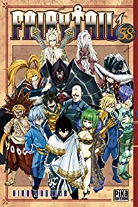 Fairy Tail Edition simple Tome 58