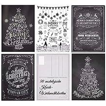 Suchergebnis auf f r postkarten schwarz wei retro - Weihnachtskarten amazon ...