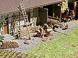 Vollmer 43699 Deko-Set Bauernhof