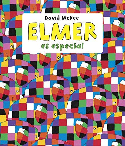 Elmer es especial (Elmer. Recopilatorio de álbumes ilustrados) por David McKee