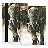 Archos 101c Platinum Stand Up Tasche - Elefant