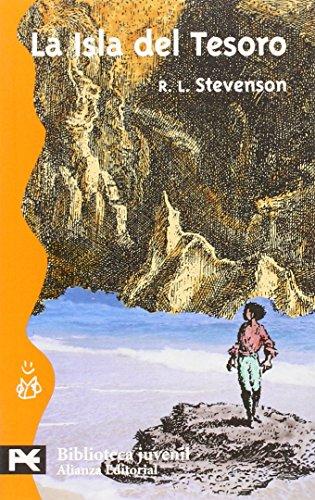 La Isla del Tesoro: 8009 (El Libro De Bolsillo - Bibliotecas Temáticas - Biblioteca Juvenil) por Robert Louis Stevenson