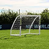 Erstklassiges FORZA Fußball Tornetz 1,5 m x 1,2 m, Match [Net World Sports]