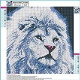 Telecharger Livres GUBENM 5D Plein Bricolage Peinture Lion Broderies Diamants Deco Craft Au Point De Croix 11 8x11 8in Scrapbooking Kit (PDF,EPUB,MOBI) gratuits en Francaise