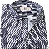 Global Rang Men's Printed Casual Shirt(S)