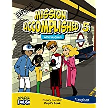 Mission Accomplished 5. Express. (Anaya English) - 9788467850222