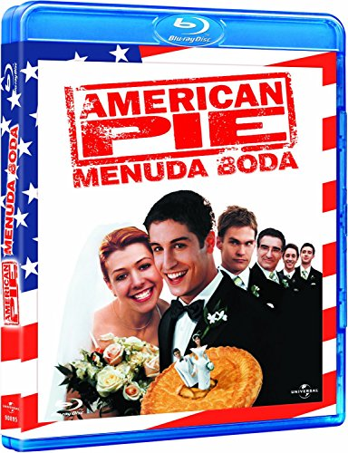 American Pie 3 [Blu-ray] 61vW2MDS7HL