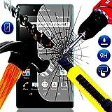 A&D - Pellicola proteggi schermo in vetro temprato per Sony Xperia Z5 Compact, filtro protettore schermo, invisibile e antigraffio, vetro indistruttibile per smartphone Xperia Z 5 mini compacte 4G E5803 E5823 dual sim