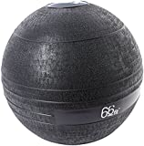 66fit Slam Balls - 5, 10, 15kg Strength Training Boxing Workout No Bounce Crossfit Exercise Ball