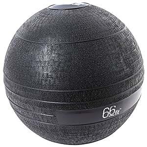 66 Fit Slam Ball - Black, 5 kg
