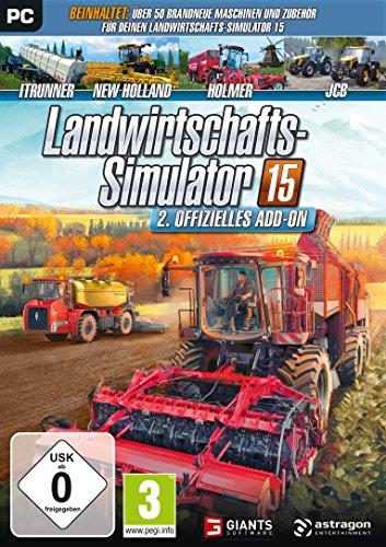 Landwirtschafts-Simulator 15: 2. Offizielles Add-On [German Version]
