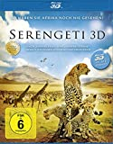 Serengeti [3D Blu-ray]