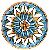#5: Real Art | Diverse Wall | Hanging Plates | 1 Pcs 9