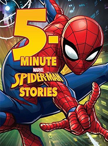 5-minute-spider-man-stories