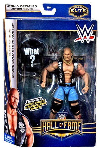 Stone Cold Steve Austin - Hall of Fame WWE Legends Exclusive