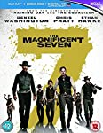 Synopsis: In director Antoine Fuqua's modern vision to a classic story, the desperate townspeople of Rose Creek employ protection from seven outlaws, bounty hunters, gamblers and hired guns after the town falls under the deadly control of industriali...