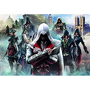 Trefl 26142 – Puzzle Assasin Creed – Der Film 1500 Teile