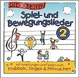 Music - Die 30 besten Spiel-und Bewegungslieder 2 - Kinderlieder und Babylieder