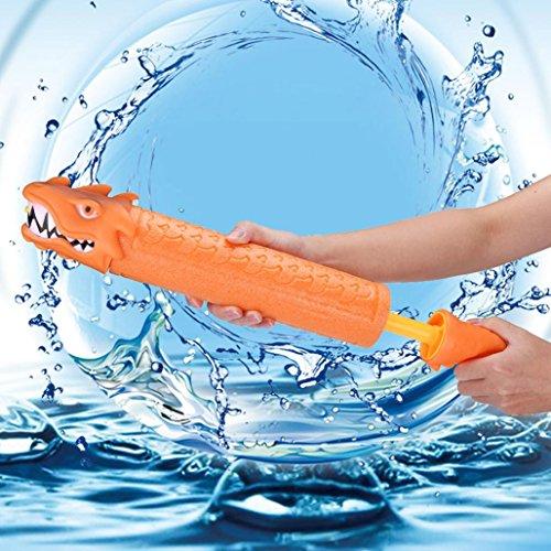 Taottao funny cartoon dragon pull tipo nuoto estate spiaggia giocattoli