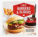 Best Gourmet Recipes - 101 Burgers & Sliders: Classic and gourmet recipes Review