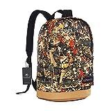 YAAGLE Schultasche Damen koreanisch schick Schüler Rucksack Gepäck Schultertasche Reisetasche