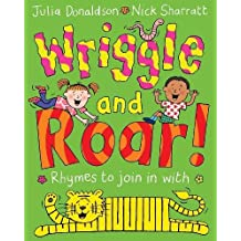 Wriggle and Roar: Rhymes to Join in With