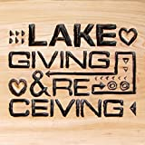 Songtexte von LAKE - Giving & Receiving
