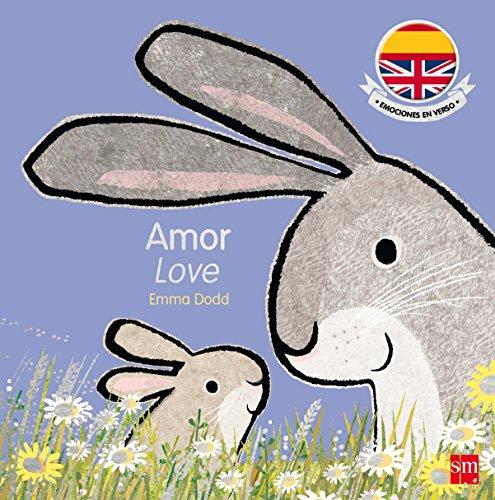 Amor. Love (Emociones en verso) por Emma Dodd