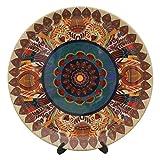 #4: Sylvan Egyptian Decorative Plate 8