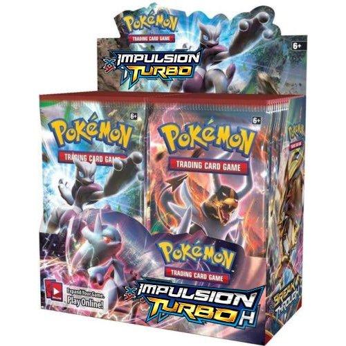 Display Pokémon Impulsion Turbo