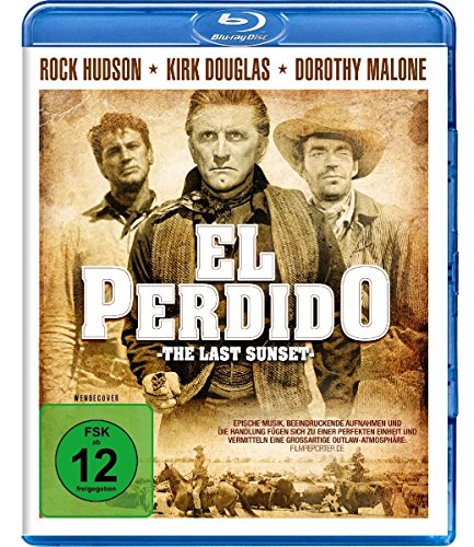 El Perdido - The Last Sunset [Blu-ray]