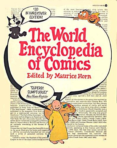 World Encyclopedia of Comics