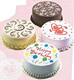 divena 4PC Cake Stencils Variety Pack for Decorating Cake tool best price on Amazon @ Rs. 299