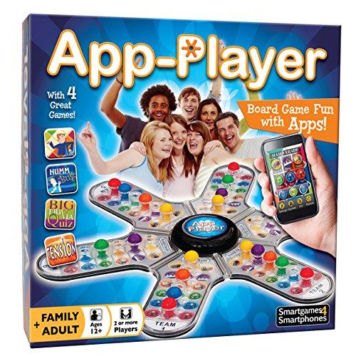 Cheatwell Games App-Player Brettspiele mit App