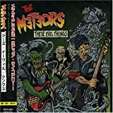 Songtexte von The Meteors - These Evil Things