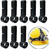 GuangTouL Clips voor hoofdlampen, voor beschermhelm hoofdlampclip, geschikt voor alle soorten koplampen, beschermhelm