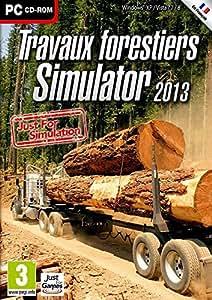 Travaux forestiers Simulator 2013