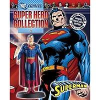 Eaglemoss DC Superhero Figurine Collection Issue 2 - Superman