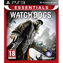 Just for Games Watch Dogs Essentials, PS3 Basic PlayStation 3 French video game - Video Games (PS3, PlayStation 3, Action / Adventure, Multiplayer mode, M (Mature))