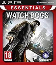 Just for Games Watch Dogs Essentials, PS3 - video games (PS3, PlayStation 3, Blu-ray, Action / Adventure, Ubisoft Montreal, 12/04/2016, M (Mature))