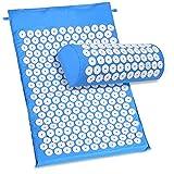 cooshional Tappetino agopressione salute massagio ridurre stress di vita 38x62cm tappeto tappeto massaggio