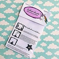 Magische Einhorn Samen handmade für die Einhornzucht Geschenk für Frauen Einhornfans