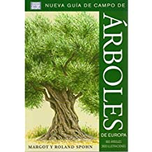 Nueva guía de campo de árboles de Europa (GUIAS DEL NATURALISTA-ARBOLES Y ARBUSTOS)