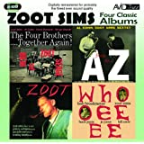 Four Classic Albums (The Four Brothers - Together Again! / From A To Z / Zoot / Whooeeee)