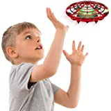 AMERTEER Hand Operated Drone for Kids Toddlers Adults - Hands Free Mini Drones for Kids Flying Gift Toys for Boys and Girls H