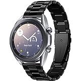 Spigen Modern Fit progettato per Samsung Galaxy Watch 42 mm Band (2018) Nero Variation Parent