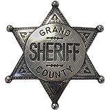 Denix - Stella da Sceriffo Grand County, Colore: Nichel