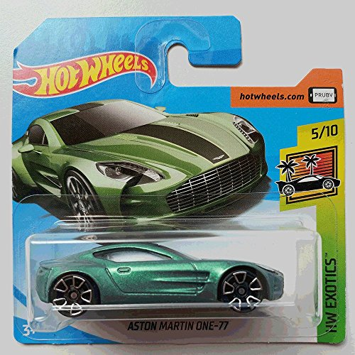 Hot Wheels Aston Martin One-77 - HW Exotics - 2018 117/365