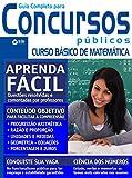 Guia para Concursos Públicos 11 - Matemática (Portuguese Edition)