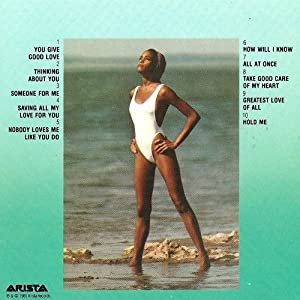 Freedb BLUES / 840B120A - Saving All My Love For You  Track, music and video   by   Whitney Houston